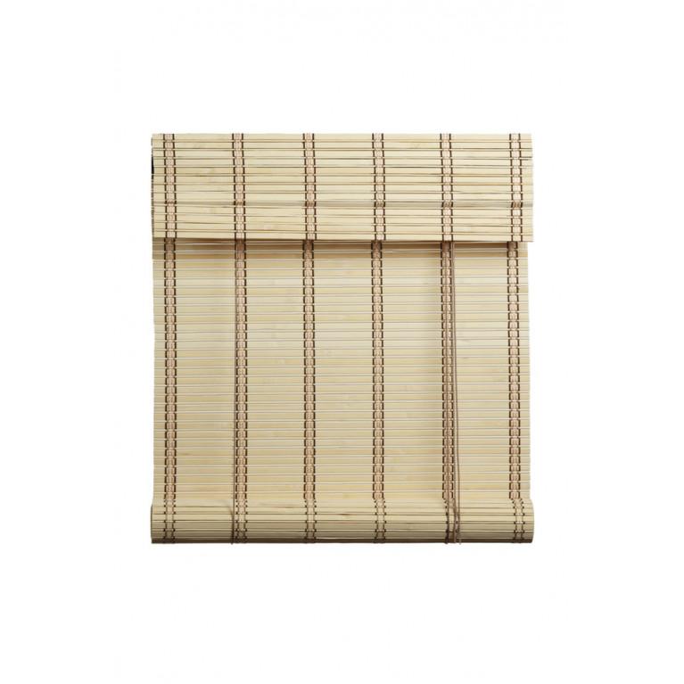 Бамбуковые рулонные шторы 04