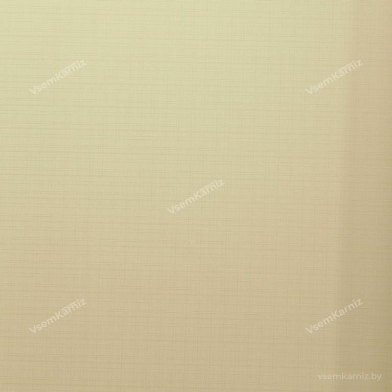 Рулонная штора «Лайт 01» Лимонная с комплектом направляющих
