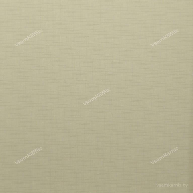 Рулонная штора LmDecor «Лайт 05» Бежевая с комплектом направляющих