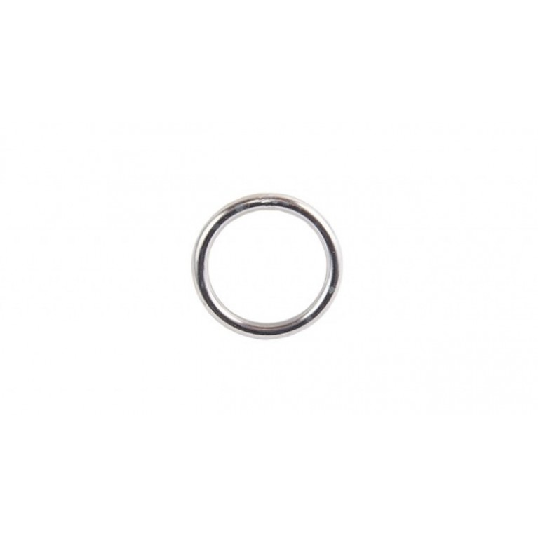 Кольцо металлическое D16\19мм , 10шт