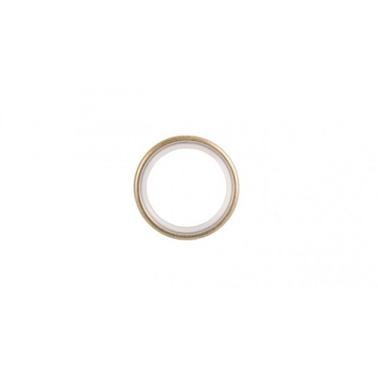 Кольцо металлическое бесшумное D16\19мм , 10шт