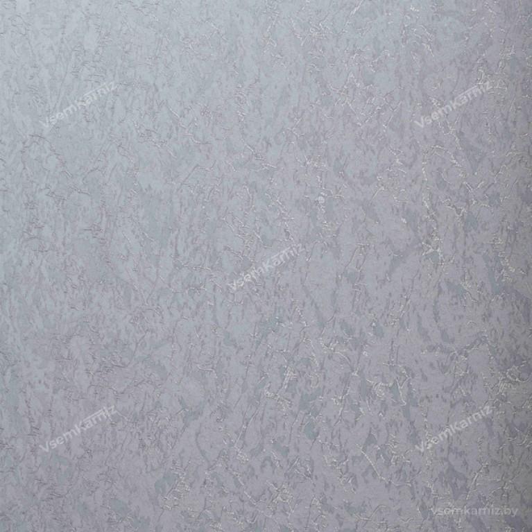 Рулонная штора LmDecor «Жаккард 05» Серая с комплектом направляющих