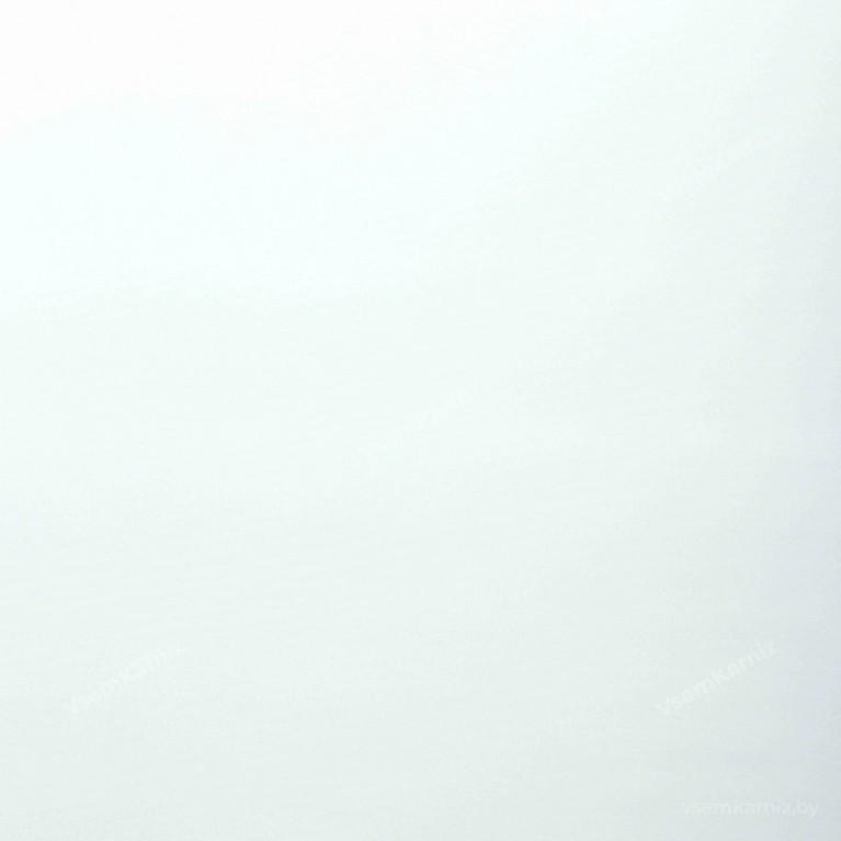 Рулонная штора LmDecor БЛЭКАУТ «Симпл 01» Белый в коробе с направляющими