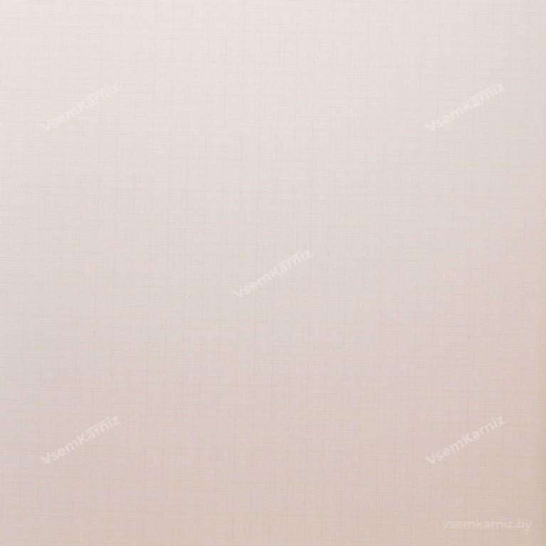 Рулонная штора LmDecor «Лайт 03» Оранжевая с комплектом алюминиевых направляющих