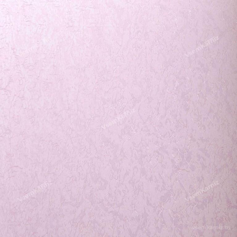 Рулонная штора LmDecor «Жаккард 08» Розовая с комплектом направляющих