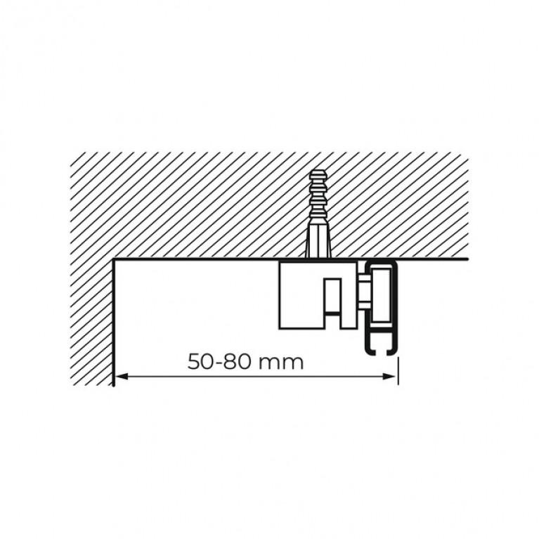 Профиль Алюминиевый D3 «PREMIUM»