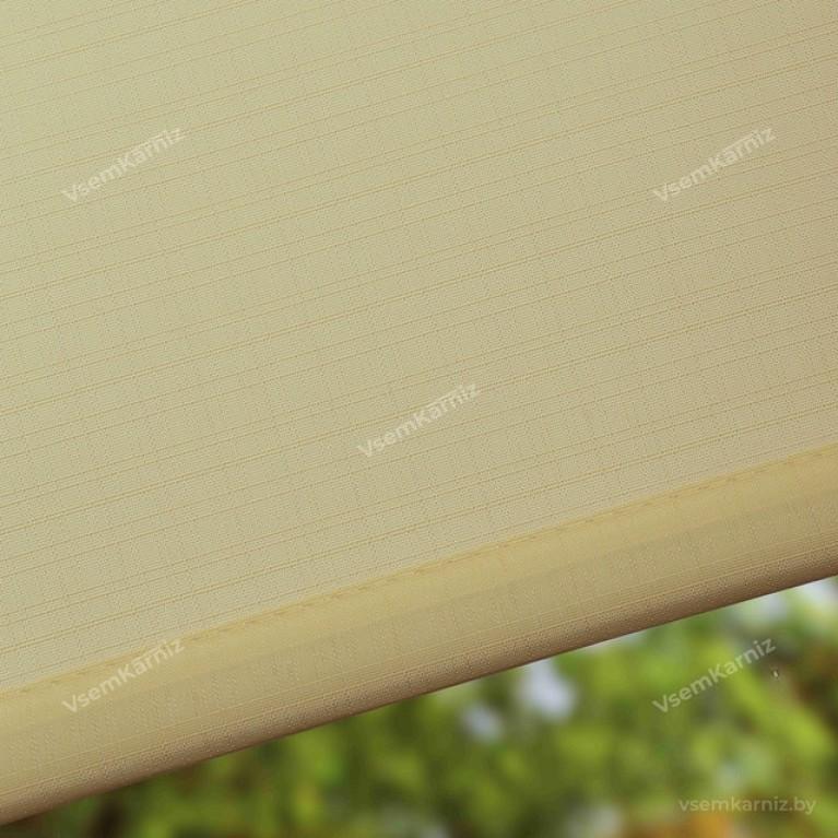 Рулонная штора «Лайт 01» Лимонная