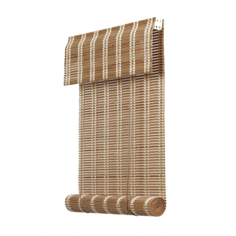 Бамбуковые рулонные шторы 905
