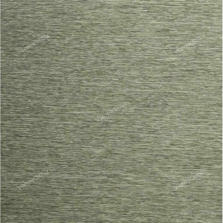 Рулонная штора LmDecor «Кантри 04» оливковая с комплектом направляющих