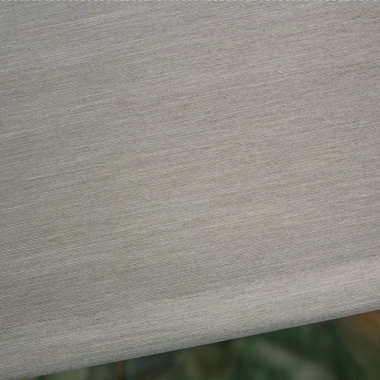 Рулонная штора LmDecor «Шайн 02» UNI 2 в алюминиевом коробе с направляющими