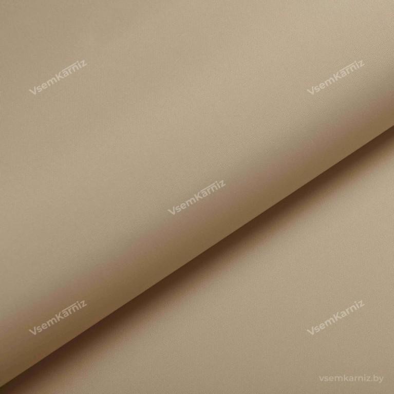 Рулонная штора LmDecor БЛЭКАУТ «Симпл 05» Коричневый с комплектом алюминиевых направляющих