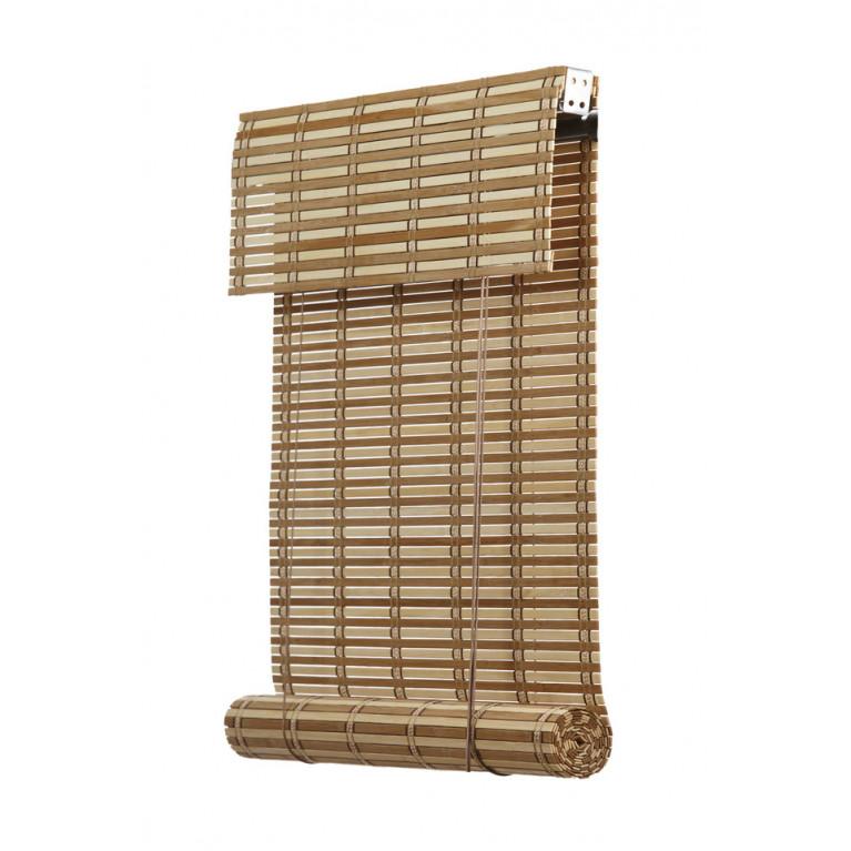 Бамбуковые рулонные шторы 08
