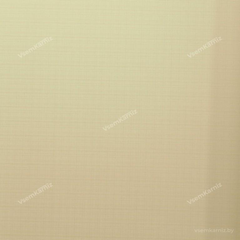 Рулонная штора LmDecor «Лайт 01» Лимонная с комплектом алюминиевых направляющих