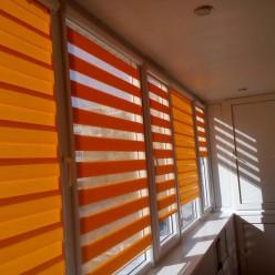 Рольшторы на балконные окна